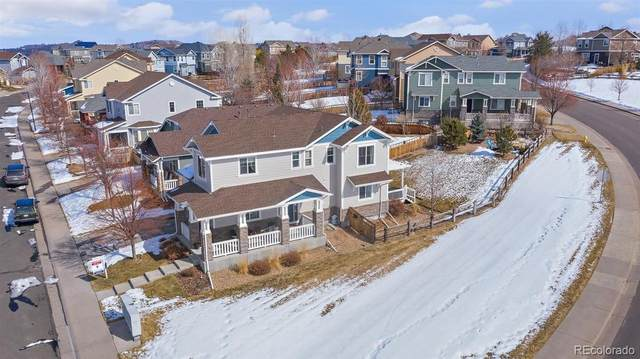 4590 Applecrest Circle, Castle Rock, CO 80109 (#1771771) :: Berkshire Hathaway Elevated Living Real Estate