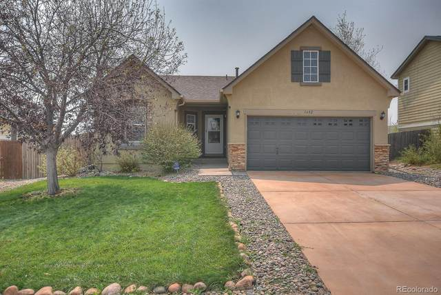 1682 Kensington Drive, Colorado Springs, CO 80906 (MLS #1771800) :: Keller Williams Realty