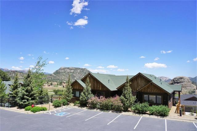 2625 Marys Lake Road 15A, Estes Park, CO 80517 (#1771874) :: The Griffith Home Team