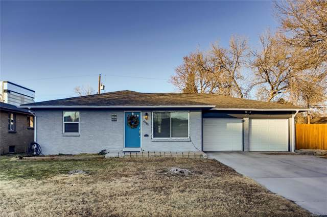 4481 E Bails Place, Denver, CO 80222 (MLS #1772030) :: Bliss Realty Group