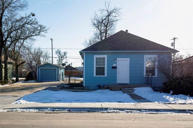 134 3rd Street, Fort Lupton, CO 80621 (#1772394) :: My Home Team