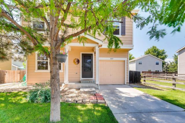 4347 W Kenyon Avenue, Denver, CO 80236 (#1772428) :: The City and Mountains Group