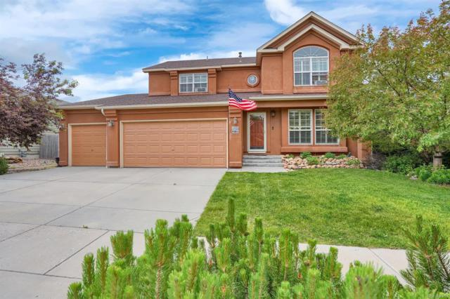 7525 Wrangler Ridge Drive, Colorado Springs, CO 80923 (MLS #1772453) :: 8z Real Estate