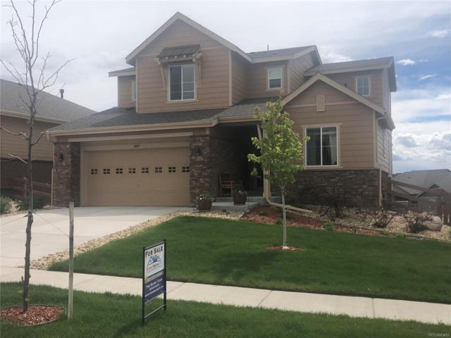 8009 S Fultondale Way, Aurora, CO 80016 (#1773016) :: Venterra Real Estate LLC