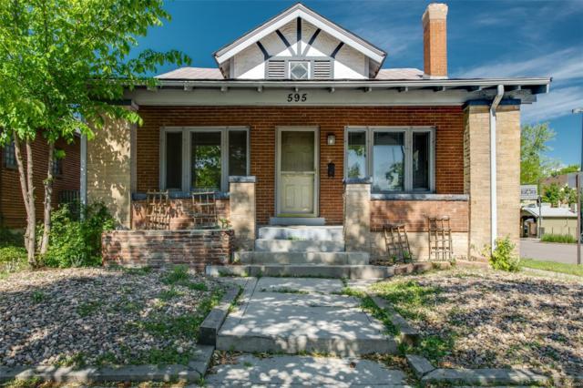 595 N Lafayette Street, Denver, CO 80218 (#1773713) :: Mile High Luxury Real Estate