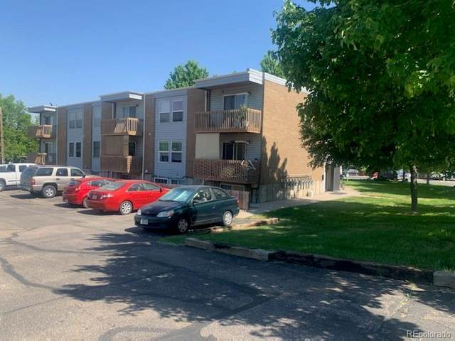 1612 Cottonwood Drive 11W, Louisville, CO 80112 (#1773992) :: The Margolis Team