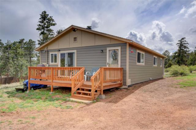 13225 S Cheyenne Court, Pine, CO 80470 (#1774293) :: Berkshire Hathaway Elevated Living Real Estate