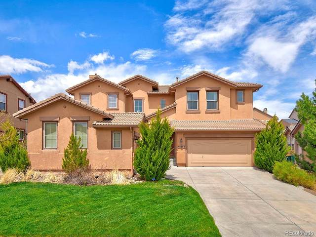 13855 Single Leaf Court, Colorado Springs, CO 80921 (#1774340) :: The Heyl Group at Keller Williams