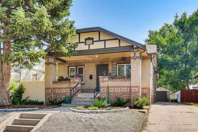 1388 Meade Street, Denver, CO 80204 (#1774345) :: The Heyl Group at Keller Williams