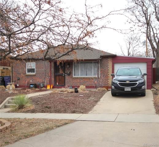 3342 N Elizabeth Street, Denver, CO 80205 (#1774595) :: Finch & Gable Real Estate Co.