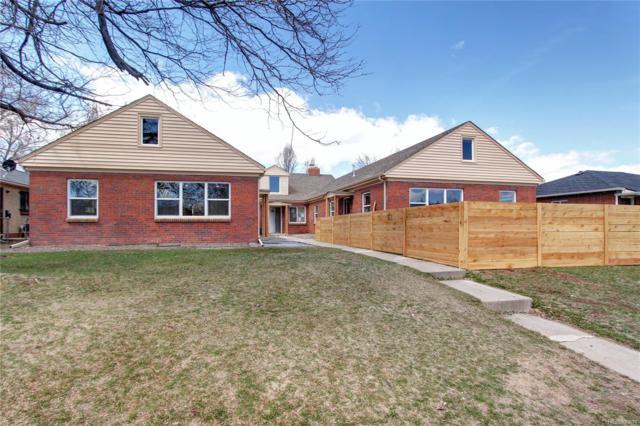 3231 Ivanhoe Street, Denver, CO 80207 (#1775034) :: The Peak Properties Group