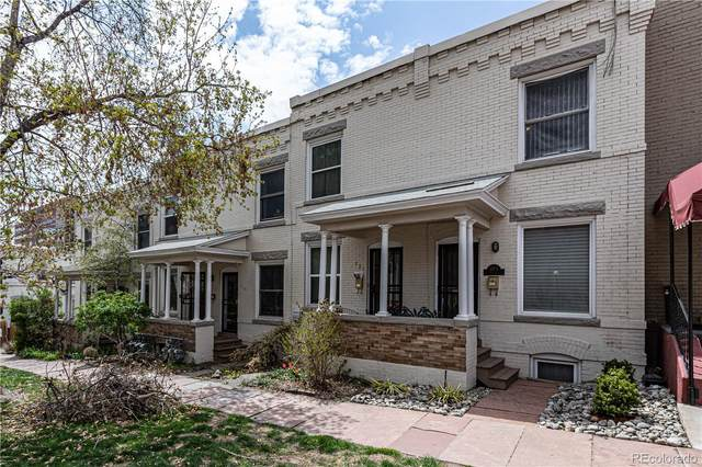 723 N Logan Street, Denver, CO 80203 (#1775141) :: My Home Team