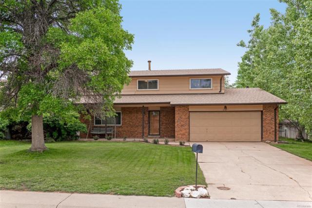 6165 W Morraine Avenue, Littleton, CO 80128 (#1775221) :: The HomeSmiths Team - Keller Williams