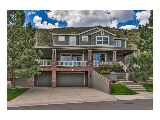 168 Washington Street, Golden, CO 80403 (#1775568) :: Ford and Associates