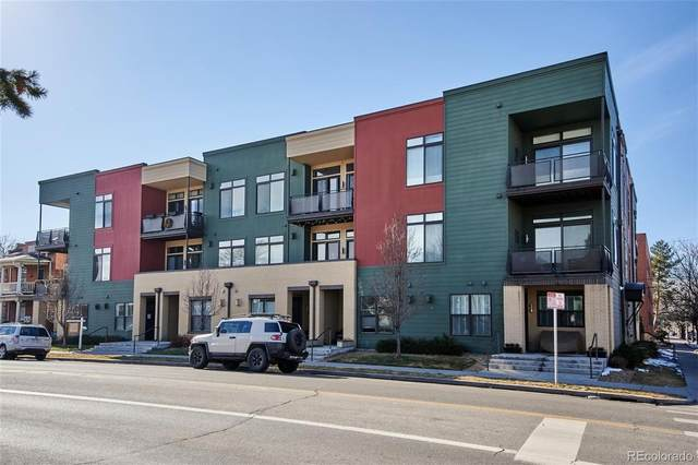 336 E 1st Avenue #309, Denver, CO 80203 (#1775615) :: The Margolis Team