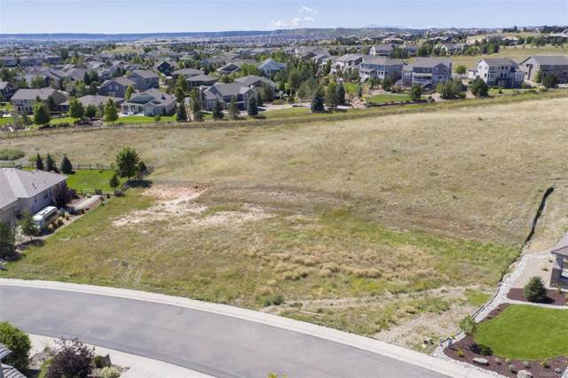 5720 Distant View Place, Parker, CO 80134 (#1775894) :: The HomeSmiths Team - Keller Williams