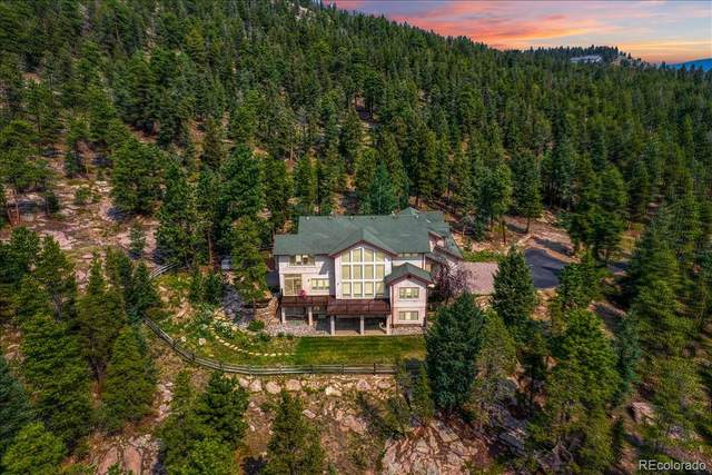 11441 Belle Meade Drive, Conifer, CO 80433 (MLS #1776352) :: 8z Real Estate