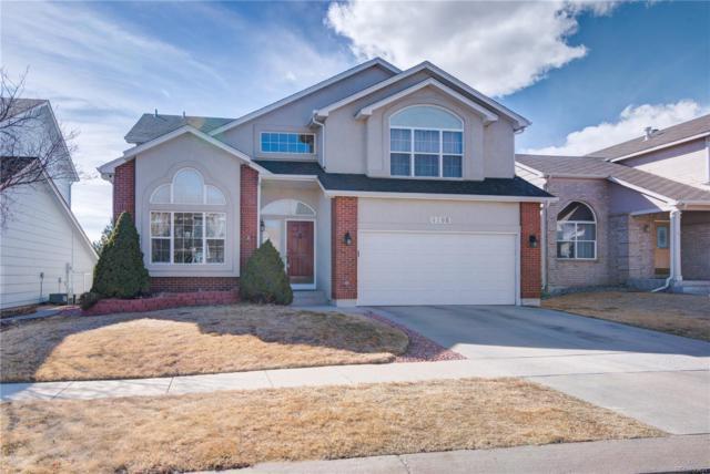 4198 Tee Shot Drive, Colorado Springs, CO 80922 (#1776392) :: The Peak Properties Group