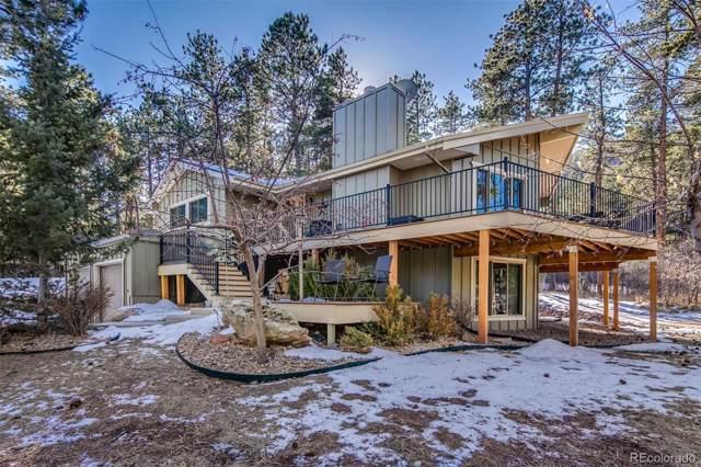 8325 Acoma Drive, Larkspur, CO 80118 (#1776527) :: Harling Real Estate
