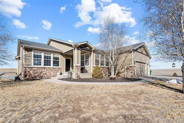 601 Coyote Trail, Elizabeth, CO 80107 (#1776576) :: The DeGrood Team