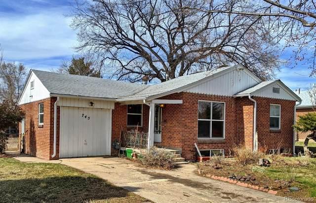 745 S Canosa Court, Denver, CO 80219 (MLS #1776929) :: 8z Real Estate