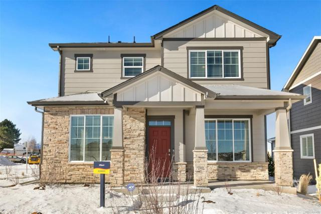 11656 Parksouth Lane, Parker, CO 80138 (#1776951) :: The HomeSmiths Team - Keller Williams