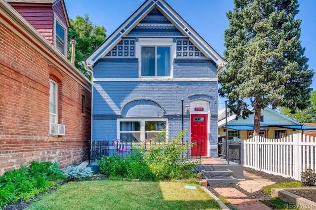2105 W 34th Avenue, Denver, CO 80211 (MLS #1777494) :: Find Colorado