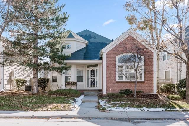 1011 S Valentia Street #109, Denver, CO 80247 (#1777687) :: Bring Home Denver with Keller Williams Downtown Realty LLC