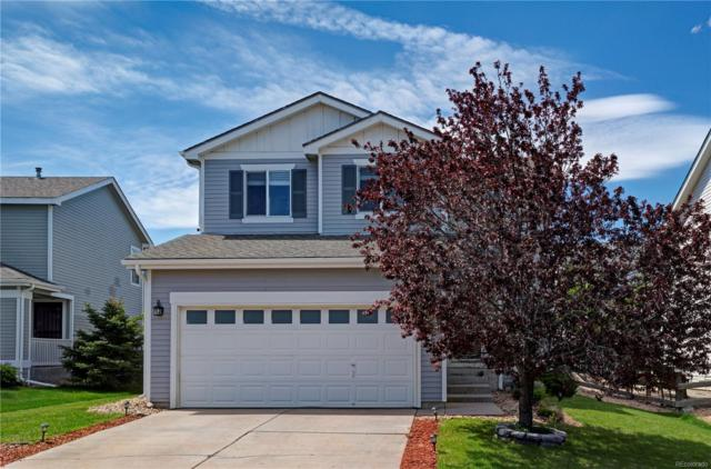 9590 Elk Mountain Circle, Littleton, CO 80125 (#1777963) :: The Pete Cook Home Group
