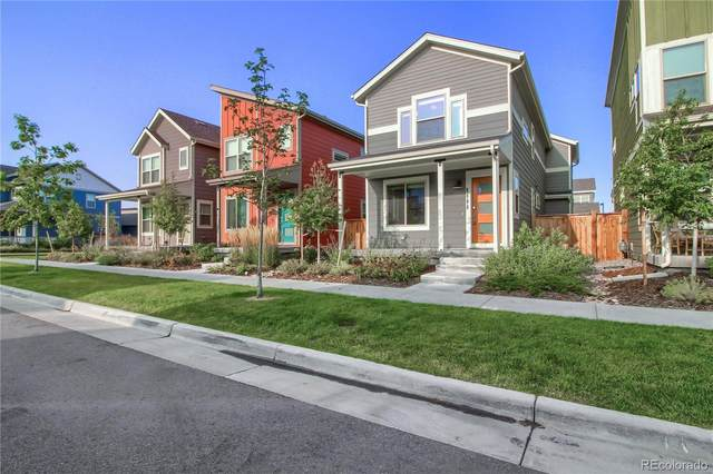5819 Boston Street, Denver, CO 80238 (MLS #1778001) :: Neuhaus Real Estate, Inc.