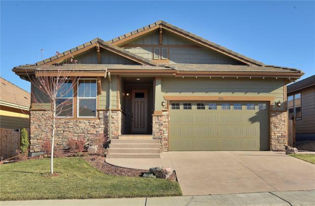 10114 Nadine Avenue, Parker, CO 80134 (#1778170) :: The DeGrood Team
