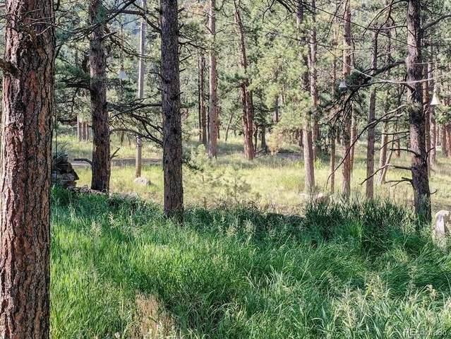 000 Elk Road, Lyons, CO 80540 (MLS #1779063) :: Stephanie Kolesar