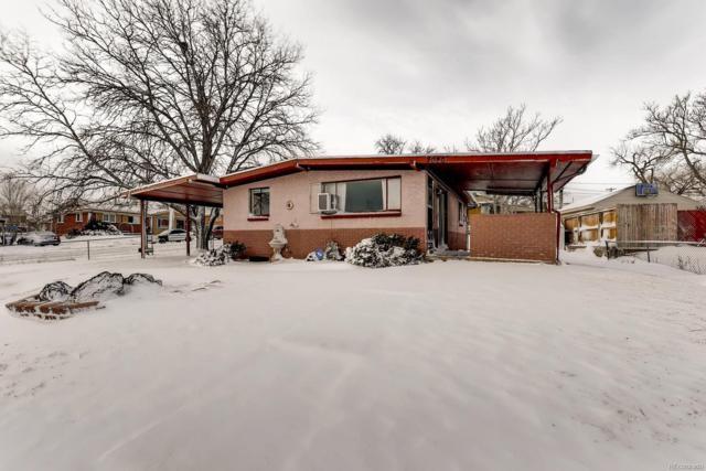 2020 Larry Court, Denver, CO 80229 (MLS #1779542) :: 8z Real Estate