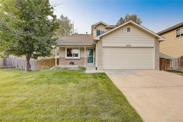 5530 W 115th Avenue, Westminster, CO 80020 (#1779650) :: Compass Colorado Realty