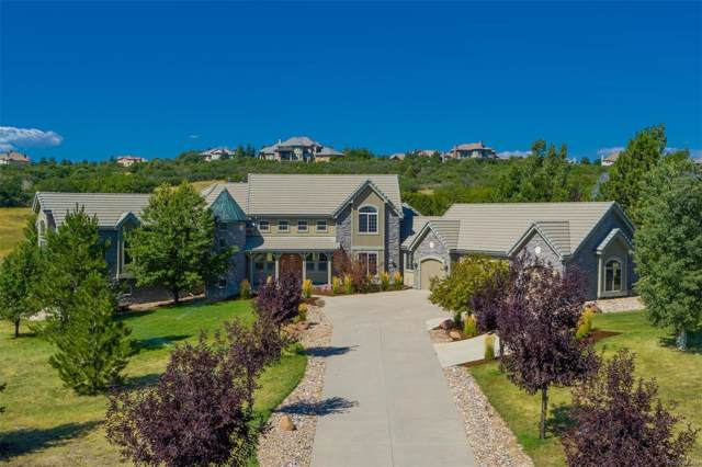 6633 Diamond Ridge Parkway, Castle Rock, CO 80108 (MLS #1779893) :: 8z Real Estate