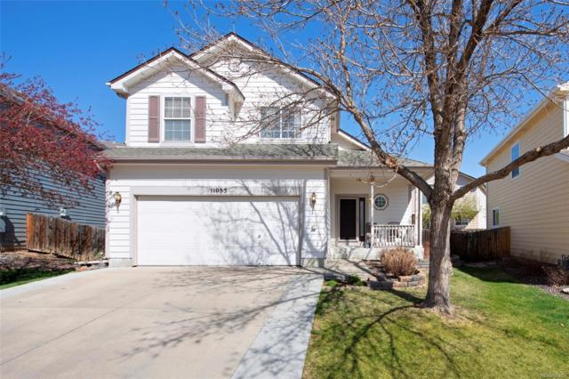 11055 Grouse Court, Parker, CO 80134 (#1779980) :: The Peak Properties Group