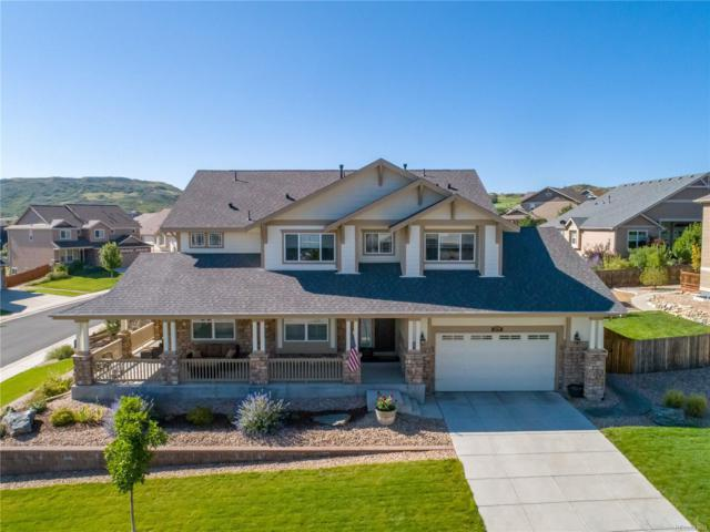 2714 Mashie Circle, Castle Rock, CO 80109 (#1780034) :: The Griffith Home Team