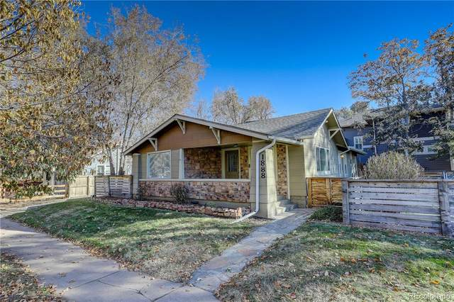 1888 S Downing Street, Denver, CO 80210 (#1780534) :: Real Estate Professionals
