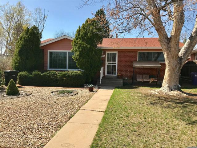 1637 S Quitman Street, Denver, CO 80219 (#1780836) :: The Gilbert Group