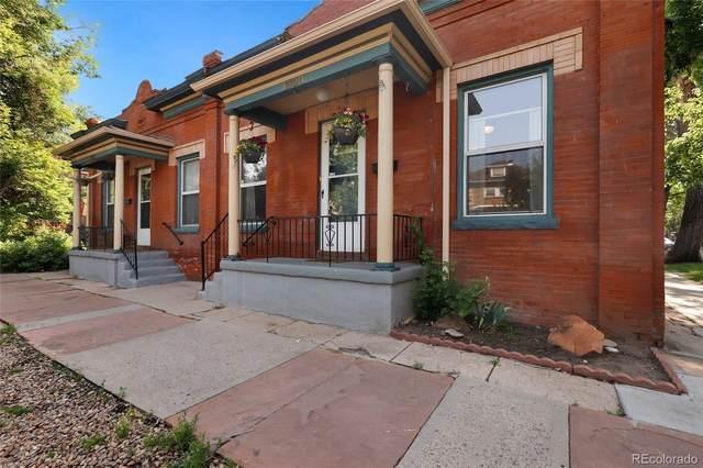 1000 N Ogden Street, Denver, CO 80218 (#1781058) :: The Colorado Foothills Team | Berkshire Hathaway Elevated Living Real Estate