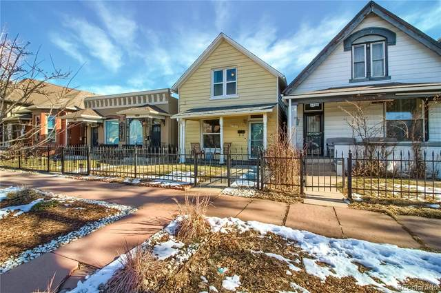 3440 N Lafayette Street, Denver, CO 80205 (#1781063) :: Realty ONE Group Five Star