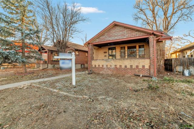 1539 Cherry Street, Denver, CO 80220 (#1781080) :: The DeGrood Team