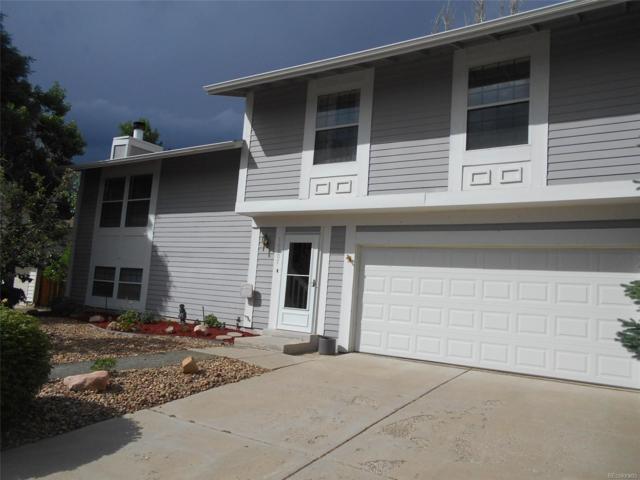 16807 E Napa Drive, Aurora, CO 80013 (MLS #1781328) :: 8z Real Estate