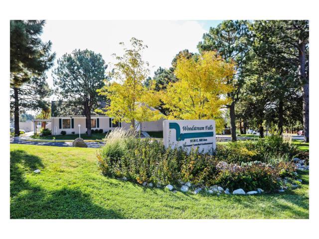 9700 E Iliff Avenue H81, Denver, CO 80231 (MLS #1781408) :: 8z Real Estate