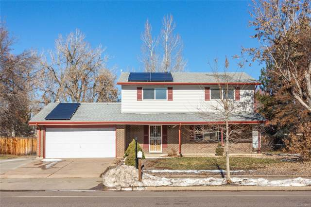 6905 W Dartmouth Avenue, Denver, CO 80227 (#1782041) :: James Crocker Team