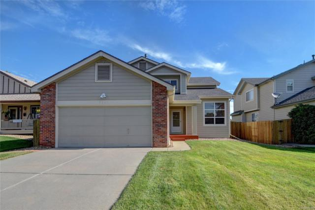 5217 E 118th Place, Thornton, CO 80233 (MLS #1782627) :: 8z Real Estate