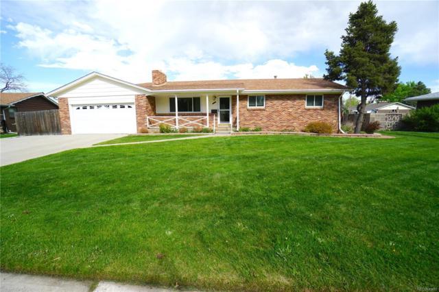 1934 S Cape Way, Lakewood, CO 80227 (#1782950) :: The Peak Properties Group