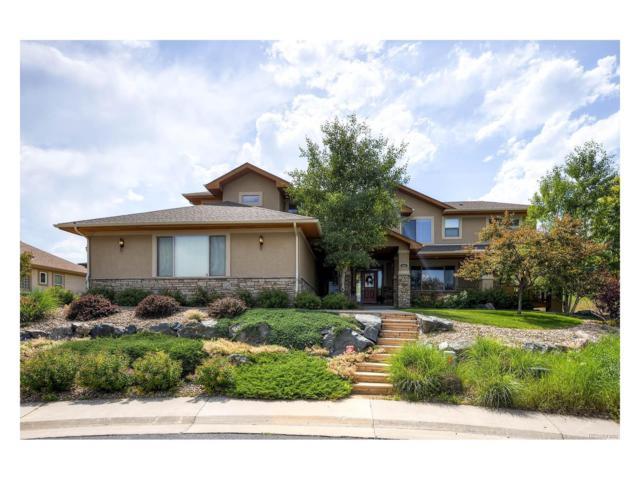 943 Alkire Court, Golden, CO 80401 (MLS #1783072) :: 8z Real Estate