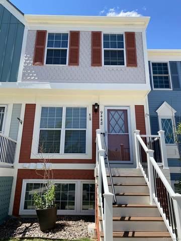 9448 W Ontario Drive, Littleton, CO 80128 (MLS #1783351) :: 8z Real Estate
