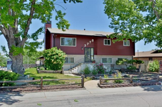 7778 Ellen Lane, Denver, CO 80221 (MLS #1783474) :: 8z Real Estate